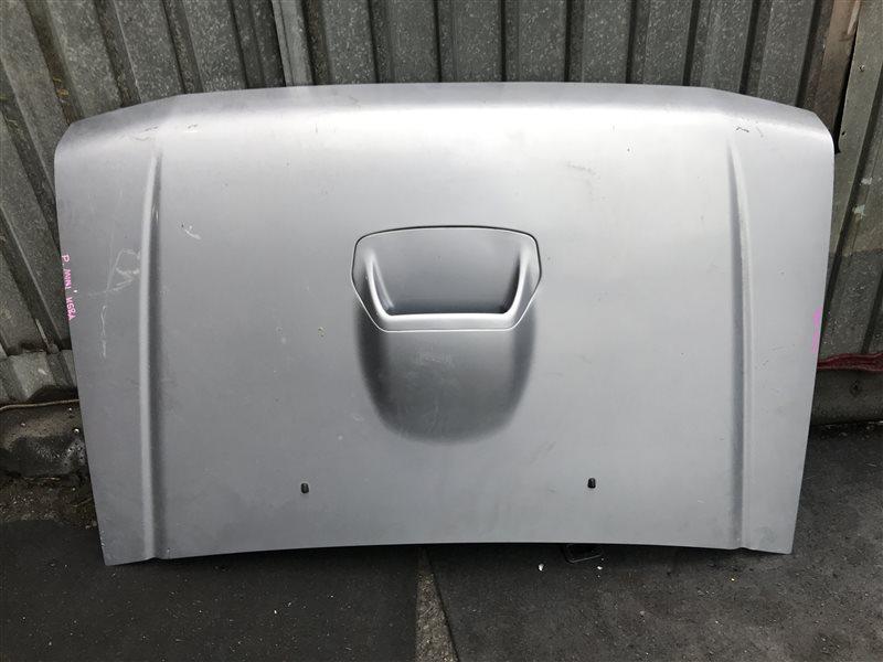 Капот Mitsubishi Pajero Mini H58A 4A30T передний