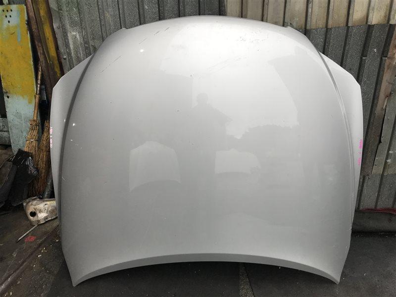 Капот Toyota Mark X GRX120 передний