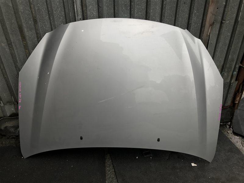 Капот Toyota Caldina AZT241 передний