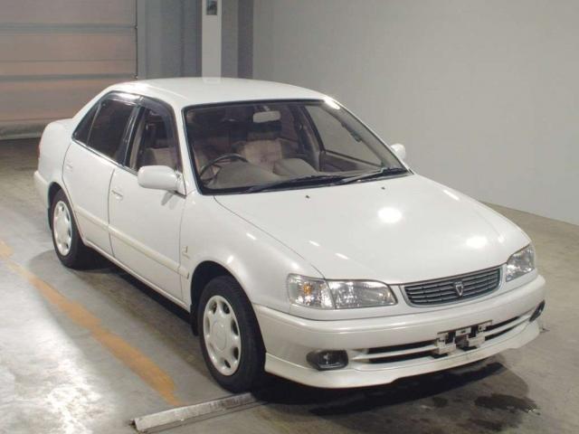 Двигатель Toyota Corolla CE113 3C-E 3637530