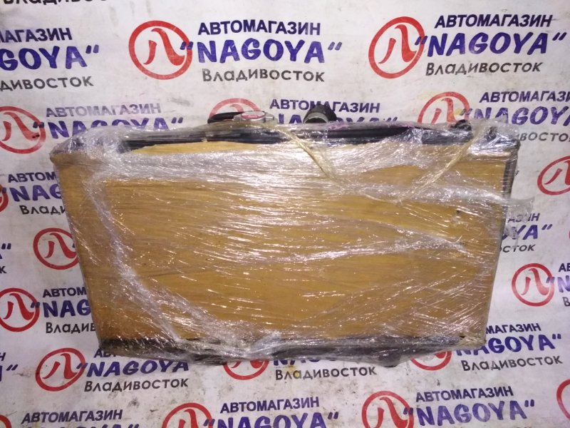 Радиатор основной Honda Accord CL7 K20A A/T