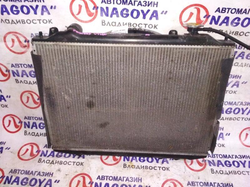 Радиатор основной Mazda Proceed UVL6R WL-T A/T