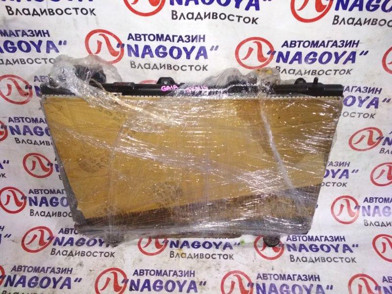 Радиатор основной Toyota Gaia SXM15 3S-FE A/T