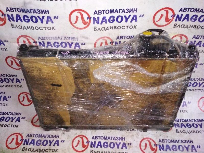 Радиатор основной Toyota Crown Majesta UZS186 3UZ-FE A/T