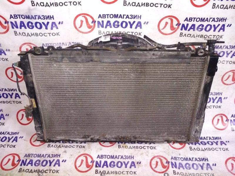 Радиатор основной Nissan Safari WRGY60 TD42T A/T