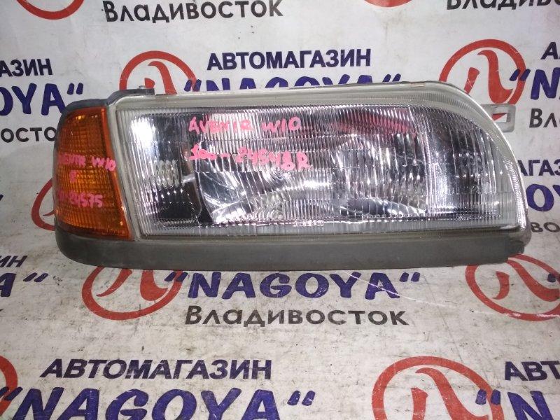 Фара Nissan Avenir VEW10 передняя правая 100-24548