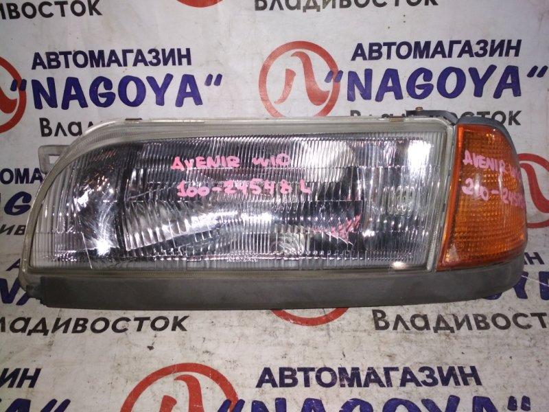 Фара Nissan Avenir VEW10 передняя левая 100-24548