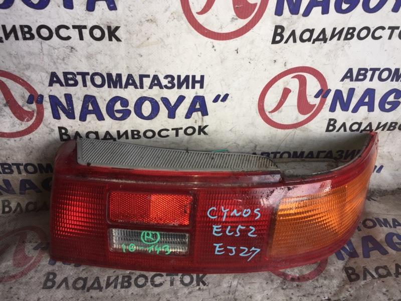 Стоп-сигнал Toyota Cynos EL52 задний правый 16143