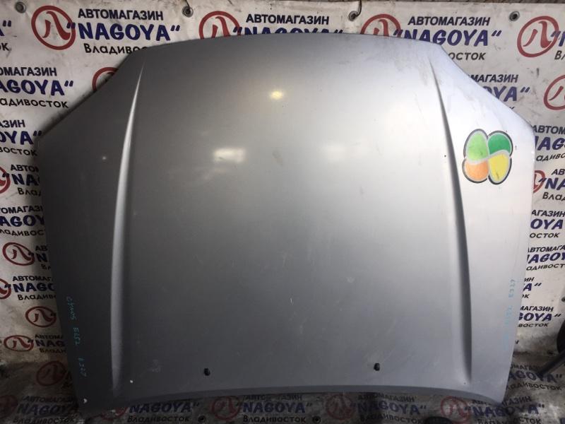 Капот Toyota Cynos EL52 передний