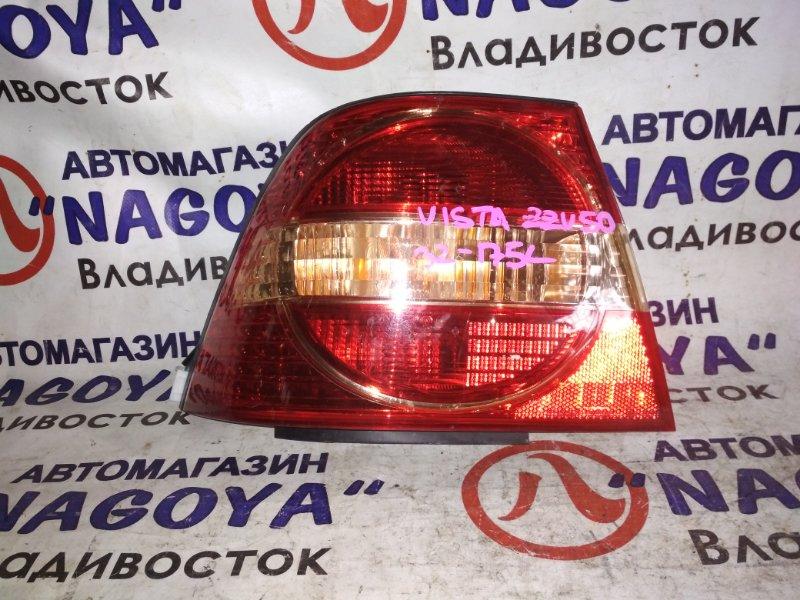 Стоп-сигнал Toyota Vista ZZV50 задний левый 32175