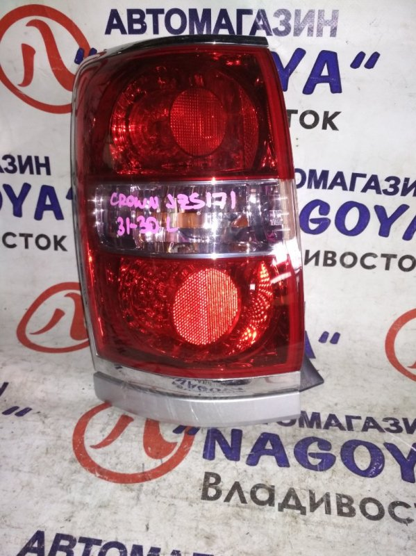 Стоп-сигнал Toyota Crown Athlete JZS171 задний левый 3130
