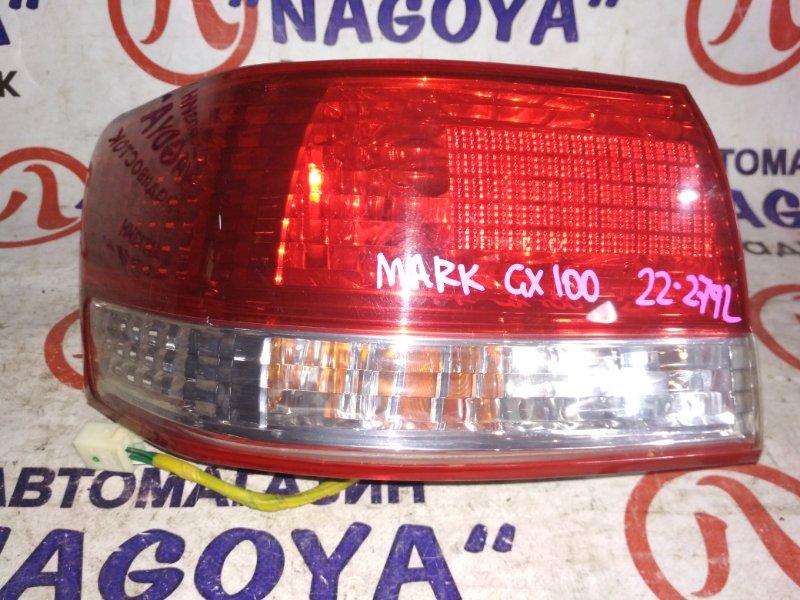 Стоп-сигнал Toyota Markii GX100 задний левый 22279
