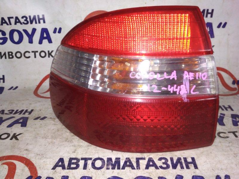 Стоп-сигнал Toyota Corolla AE110 задний левый 12442