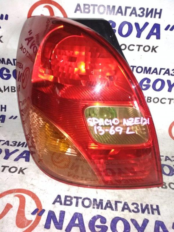 Стоп-сигнал Toyota Corolla Spacio NZE121 задний левый 1369