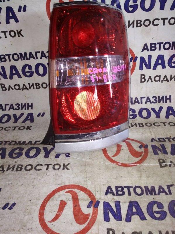 Стоп-сигнал Toyota Crown Athlete JZS171 задний правый 3130