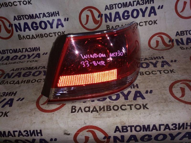 Стоп-сигнал Toyota Windom MCV30 задний правый 3384
