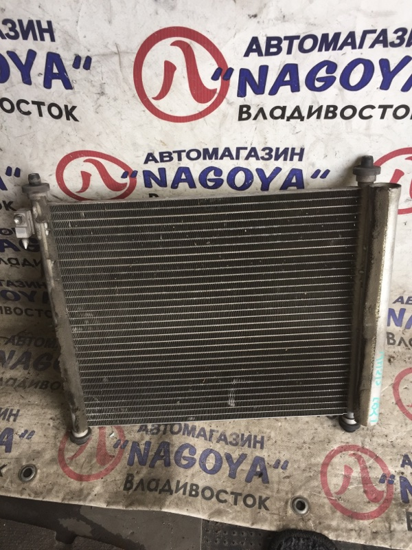 Радиатор кондиционера Suzuki Wagon R MH21S
