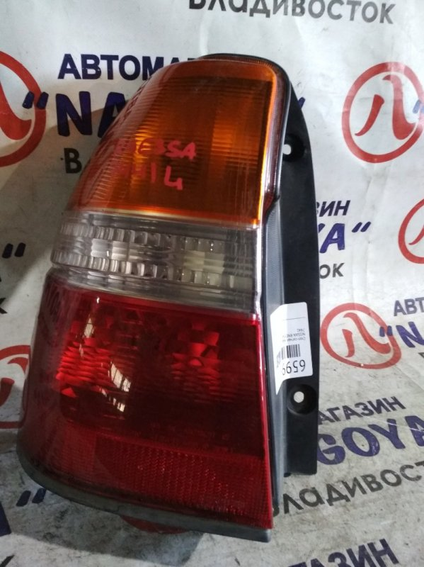 Стоп-сигнал Nissan Rnessa N30 задний левый 7441