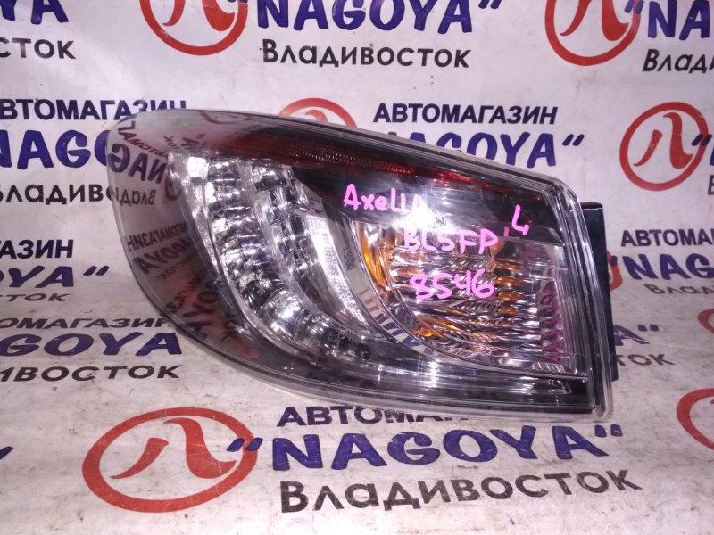 Стоп-сигнал Mazda Axela BL5FP задний левый 8546