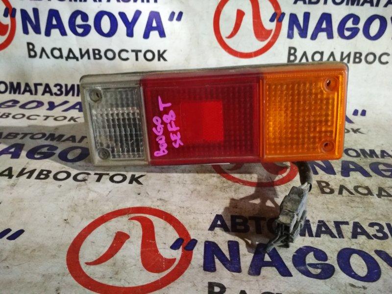 Стоп-сигнал Mazda Bongo SEF8T задний правый 220-41555
