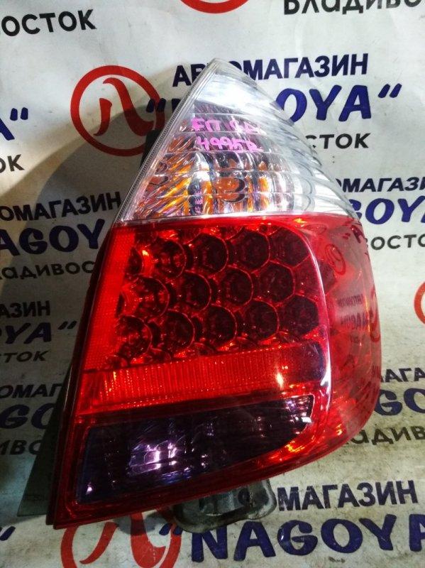 Стоп-сигнал Honda Fit GD1 задний правый 4995