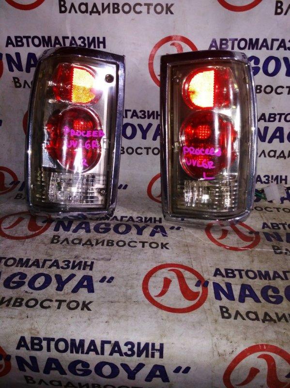 Стоп-сигнал Mazda Proceed UVL6R задний