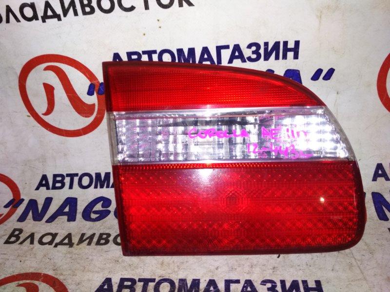 Стоп-вставка Toyota Corolla AE110 задняя левая 12443