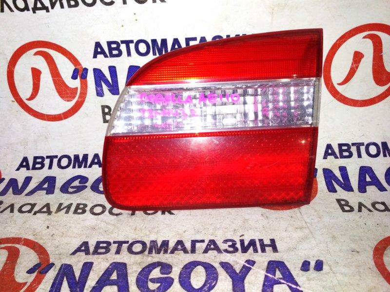 Стоп-вставка Toyota Corolla AE110 задняя правая 12443