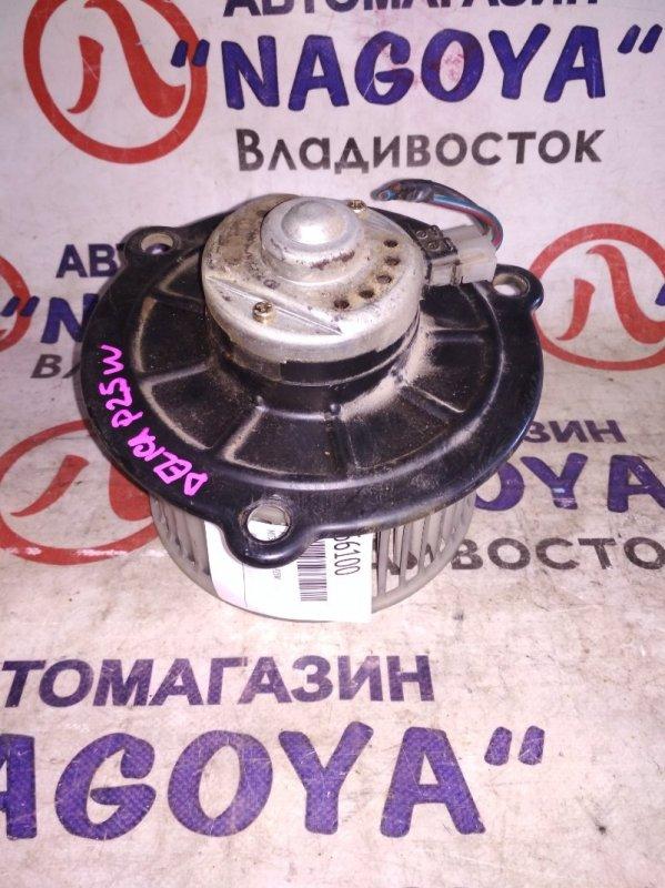 Мотор печки Mitsubishi Delica P25W