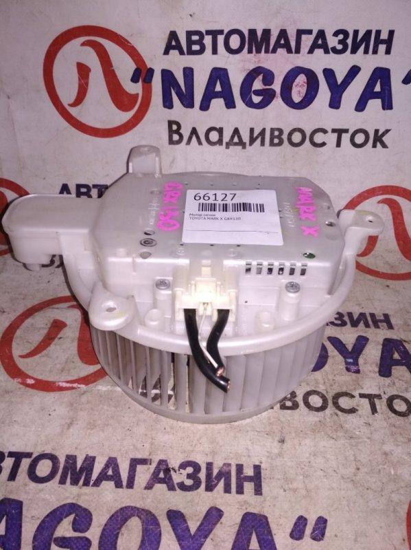 Мотор печки Toyota Mark X GRX130