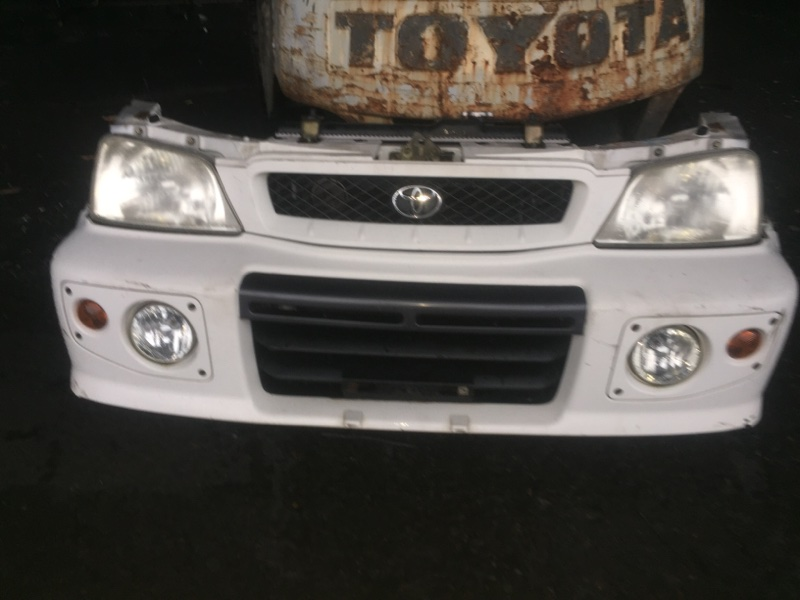 Nose cut Toyota Cami J100E HC-EJ передний R7376
