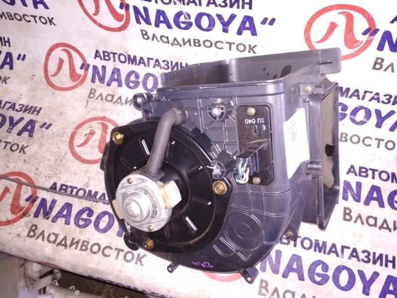 Мотор печки Toyota Dyna BU105 24 VOLT, В СБОРЕ КАК НА ФОТО