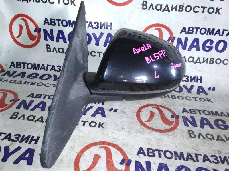 Зеркало Mazda Axela BL5FP переднее левое 7 KOHTAKTOB