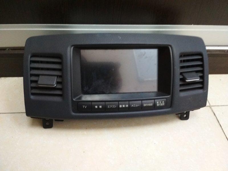 Монитор Toyota Markii JZX110 86110-22080