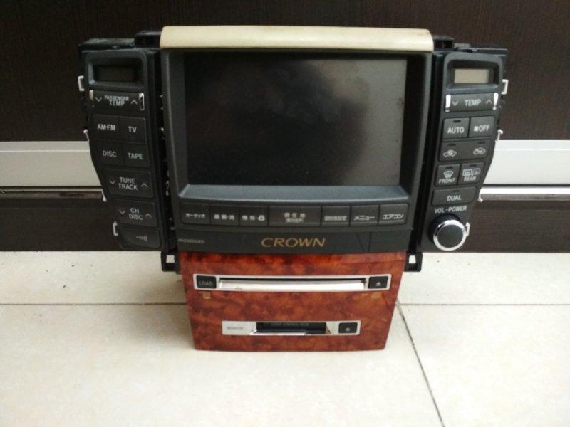 Монитор Toyota Crown GRS182 86111-30320