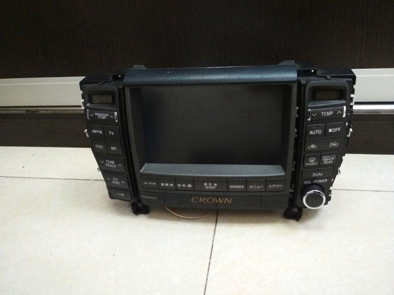 Монитор Toyota Crown GRS180 86430-30192