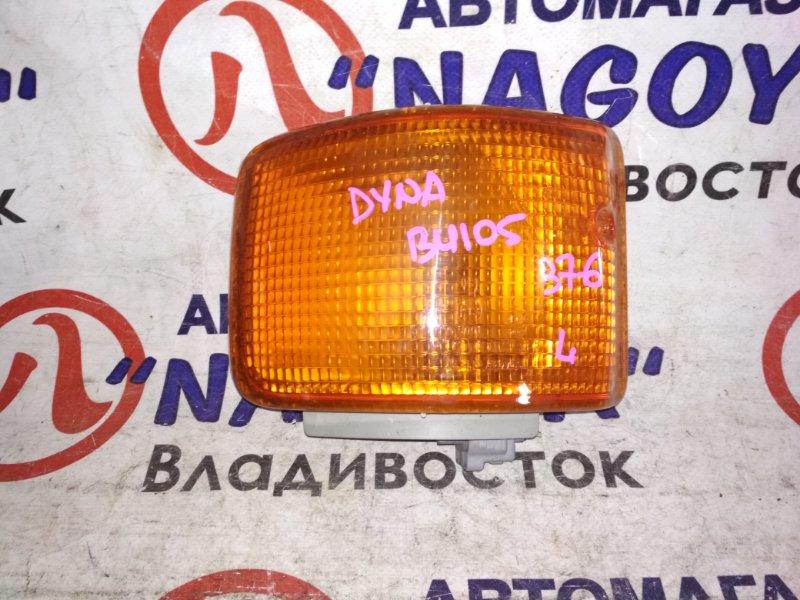 Габарит Toyota Dyna BU105 передний левый 37-6