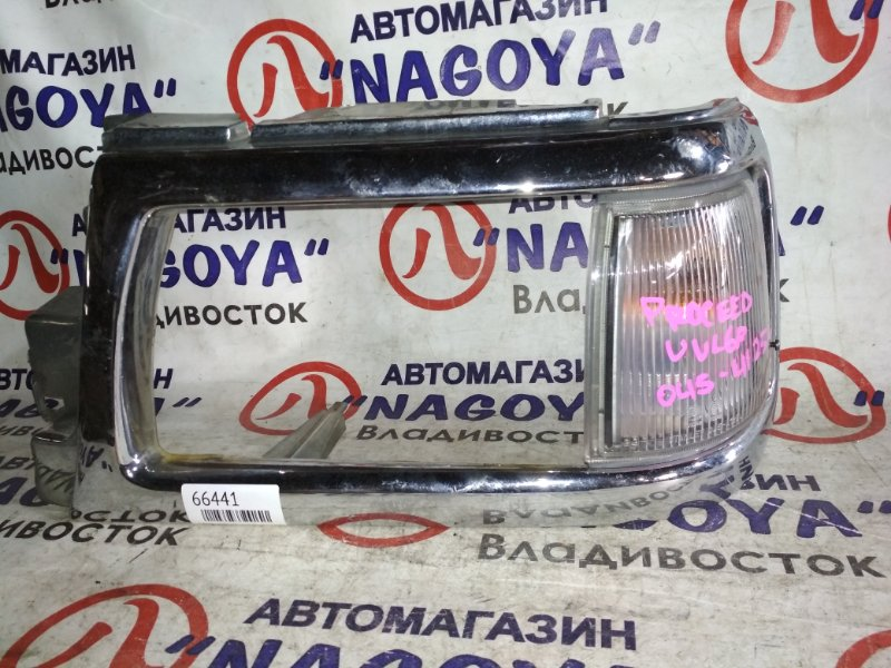 Габарит Mazda Proceed UVL6R передний левый 045-4125
