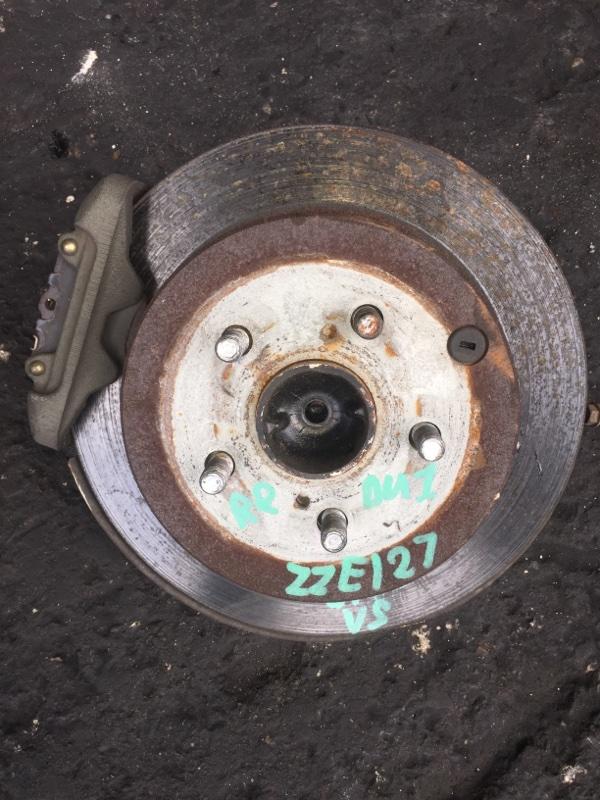 Ступица Toyota Will Vs ZZE127 задняя правая ABS