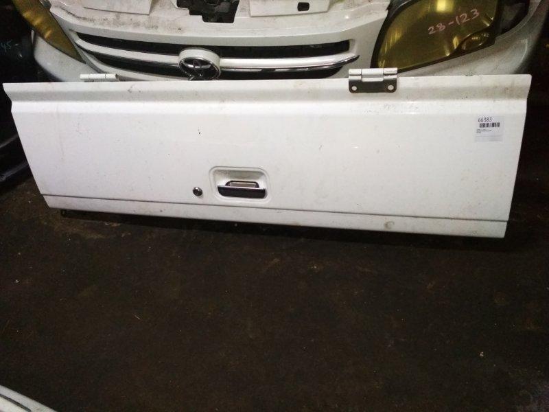 Дверь 5-я Mazda Proceed UVL6R задняя