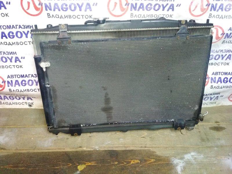 Радиатор основной Honda Elysion RR1 K24A A/T