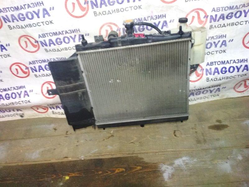 Радиатор основной Nissan March AK12 CR12DE A/T