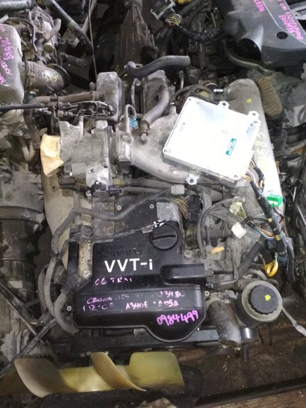 Двигатель Toyota Crown JZS151 1JZ-GE 0984499