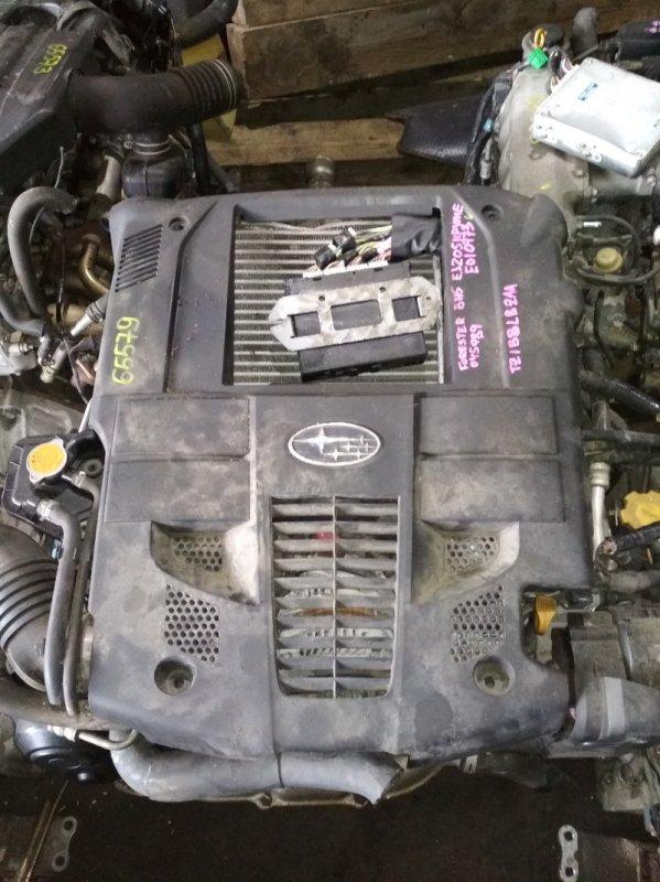 Двигатель Subaru Forester SH5 EJ205HPYME F010978