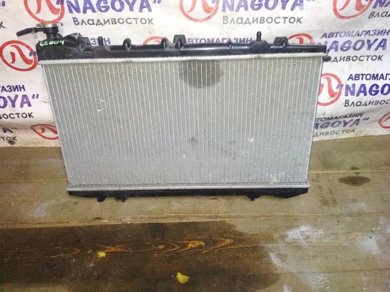 Радиатор основной Nissan Avenir W10 SR18DE A/T