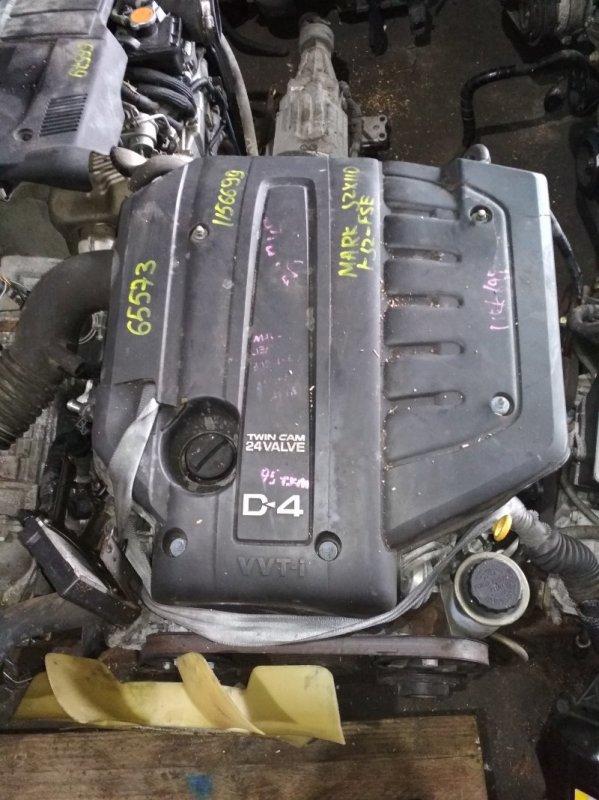 Двигатель Toyota Markii JZX110 1JZ-FSE 1156699