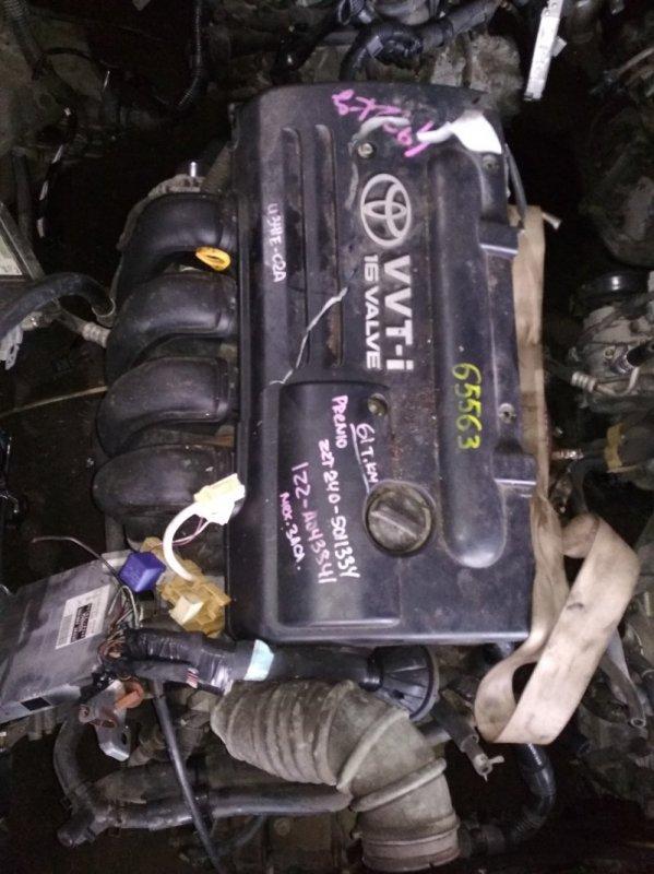 Двигатель Toyota Premio ZZT240 1ZZ-FE A043841