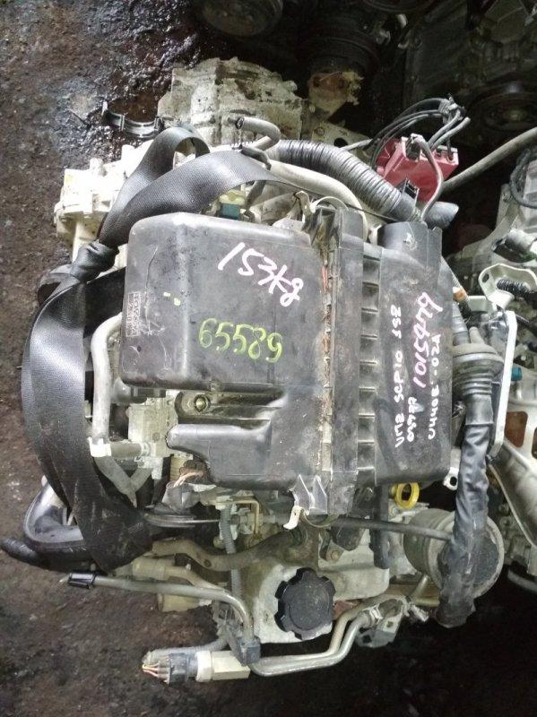 Двигатель Toyota Vitz SCP10 1SZ-FE 1015479