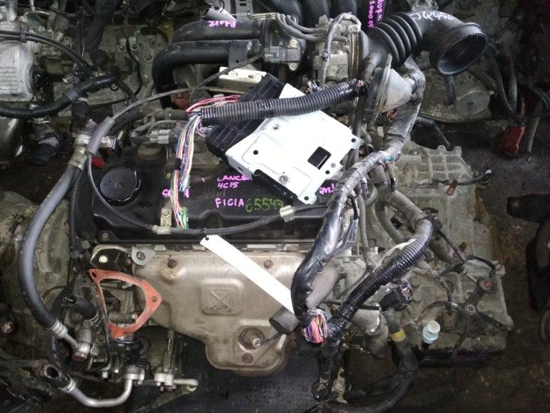 Двигатель Mitsubishi Lancer Cedia CS2V 4G15 JQ4507