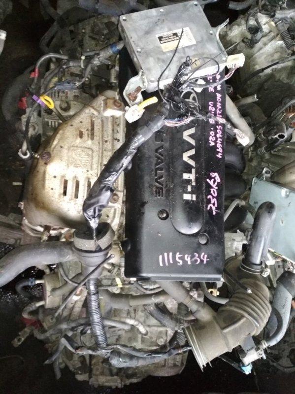 Двигатель Toyota Ipsum ACM21 2AZ-FE 1115434